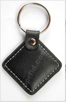 Leather Keyfob