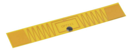 Flexible RFID tags
