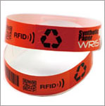PP Synthetic Paper Wrist Strap