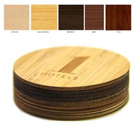 wood rfid card